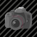 camera, dslr, photo, photograph, photography icon