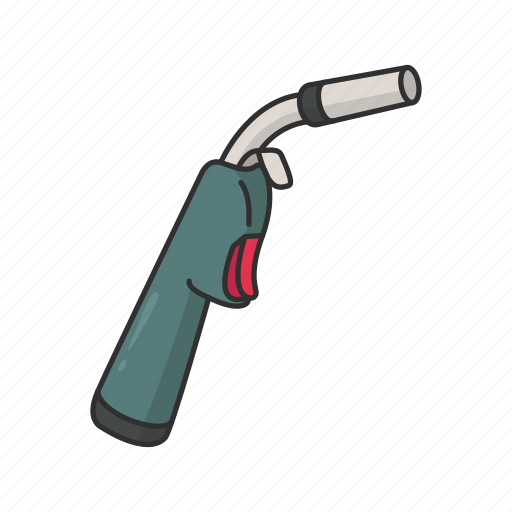 torch, welder, welding, welding tool, welding torch icon