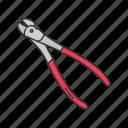 hand tool, handyman, pliers, repairman, tongs