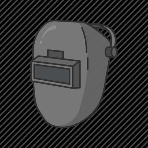 Face protection, mask, welder, welding, welding mask icon - Download on Iconfinder