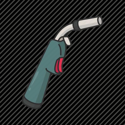 Tool, torch, welding, welding tool, welding torch icon - Download on Iconfinder