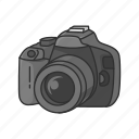 camera, dslr, photograph, photography, photos icon