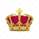 crown, headress, king, kingdom, monarchy, royalty icon