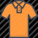 clothes, man, outwear, shirt, t-shirt, top icon