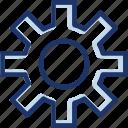 gear, setting icon, settings, wheel