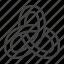 knot, math, mathematics, node, topology
