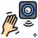 control, gesture, movement, sensor, technology
