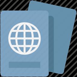 passport, passport attestation, tourism, travel id, travel pass, travel permit, visa icon