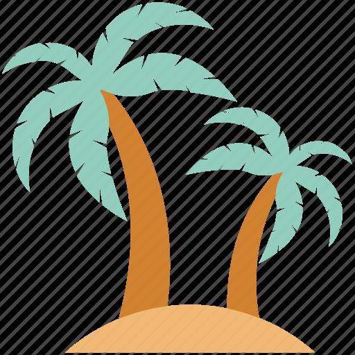 hammock, holiday, island, palm hammock, palm tree, vacations icon
