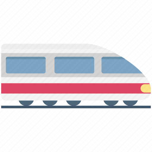 Aerotrain, bullet train, solar train, tram, winged train icon - Download on Iconfinder