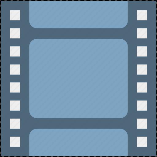 cinema, film reel, film strip, image reel, movie, photo negatives, photographs icon