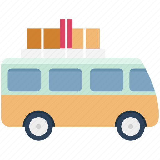 bus, public bus, tour, tour bus, transport, travel, vehicle icon