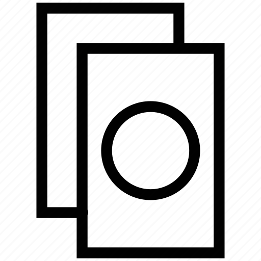 Advertisement, brochure, copy, flyer, pamphlet icon - Download on Iconfinder