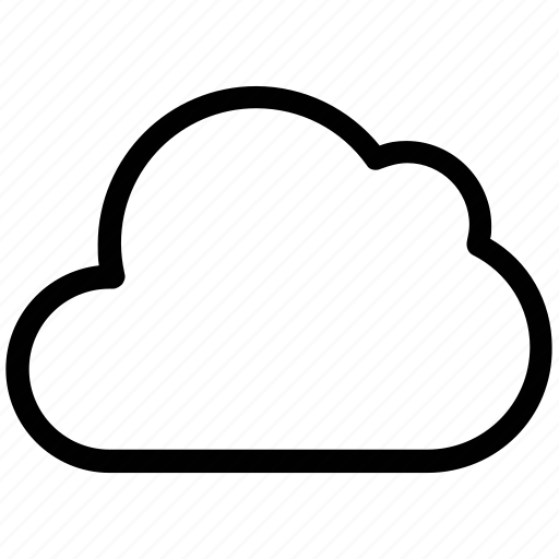 cloud, cloud computing, cloud storage, cloudy, sky, weather icon