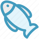 diet, fish, food, healthy food, meal, seafood icon