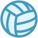 ball, beach, toy, volley, volley ball icon