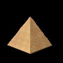 Egipto, la pirámide, el turismo icono