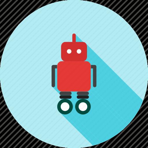 cyborg, future, futuristic, robot, robotic, technology icon