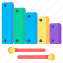 instrument, music, musical, xylophone