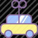 baby, car, child, toy, transport, transportation, vehicle icon