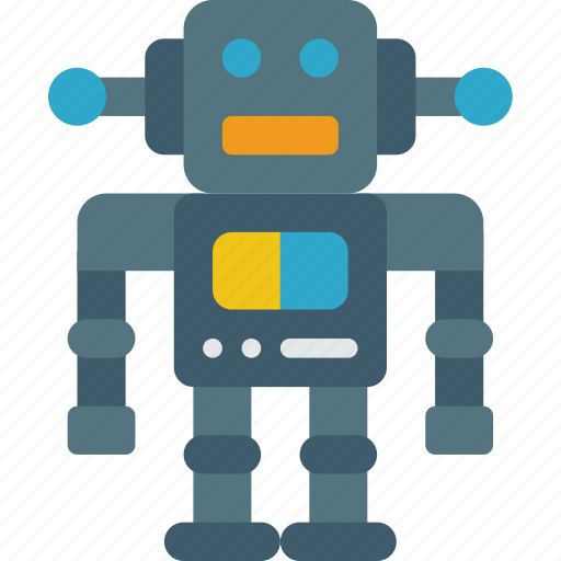 Robot, toy, toys icon - Download on Iconfinder on Iconfinder