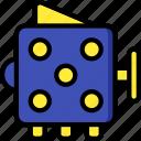 cube, fidget, toy, toys icon