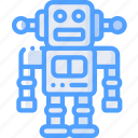 robot, toy, toys icon