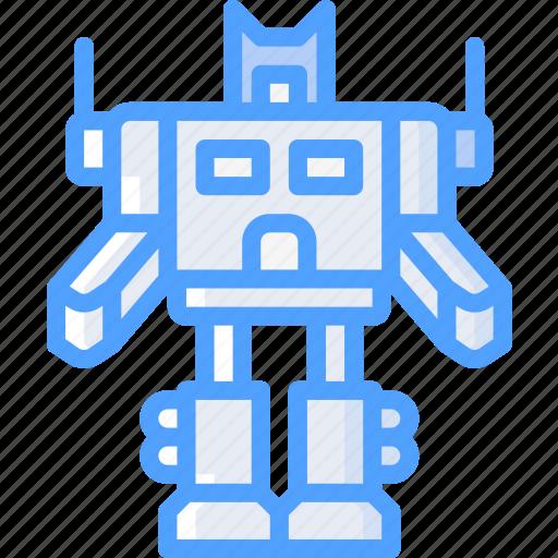 robot, toy, toys, transforming icon