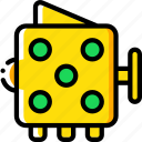cube, fidget, toy, toys icon