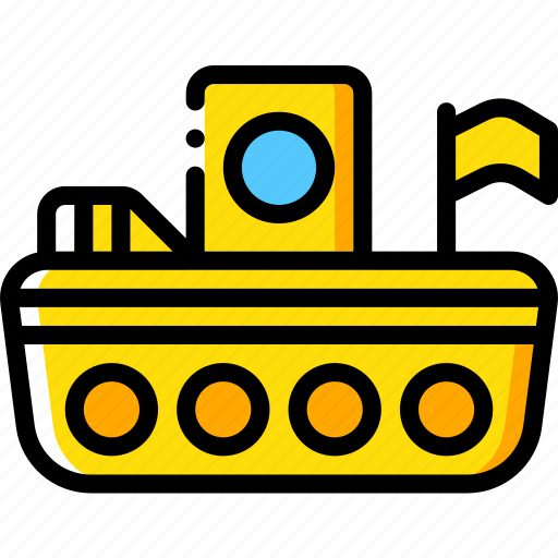 Boat, toy, toys icon - Download on Iconfinder on Iconfinder