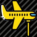 plane, toy, toys icon