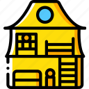 dolls, house, toy, toys icon
