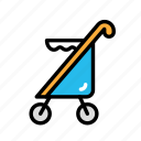 children, educate, play, stroller2, toy