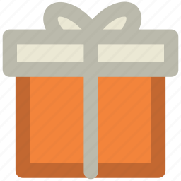 celebrations, event gift, gift, gift box, party gift, present icon