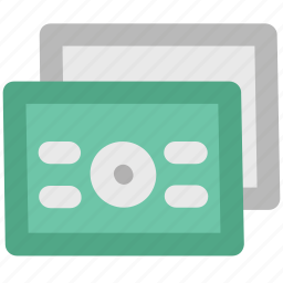 banknote, currency, currency note, money, paper note icon