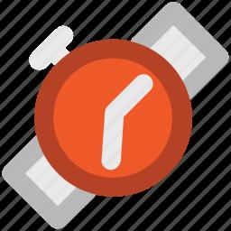 fashion, hand watch, time, timekeeper, timer, watch, wristwatch icon