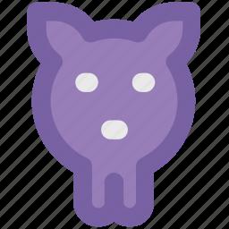 bank, money, pig, pig head, piggy, save icon