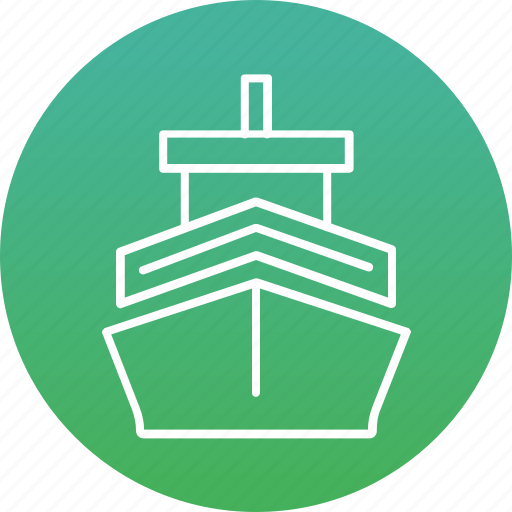 cruise liner, cruise ship, floating hotel, luxury liner, ocean liner icon