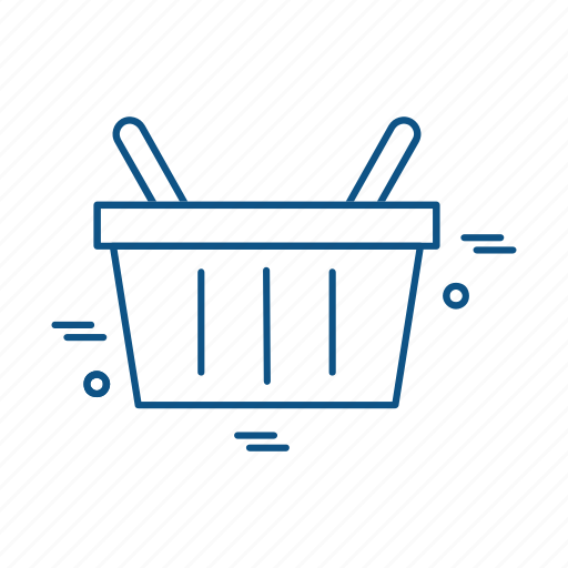 business, cart, marketing, trade icon