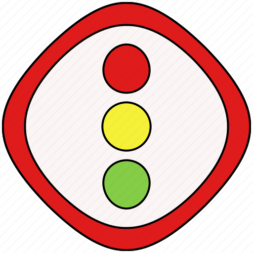 Lights, semaphore, sign, traffic icon - Download on Iconfinder