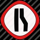 ride, road, traffic, way