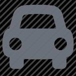 car, pika, simple, traffic, transportation icon