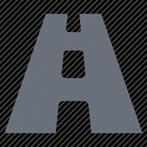 pika, road, simple, traffic, transportation icon