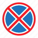 clearway no parking, danger, road, sign, traffic, transportation, warning icon