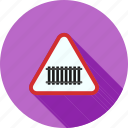 freight, rail, railroad, railway, track, tracks, train icon