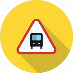 advertising, board, bus, commercial, sign, station, stop icon