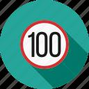 alert, limit, road, sign, speed, traffic