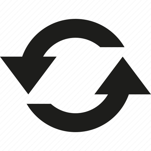download, refresh icon