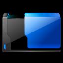 closed, folder