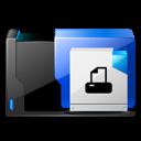 fax, printer icon